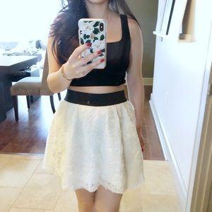 ✨Cute rosettes skirt ✨